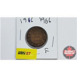 Canada Large Cent 1906