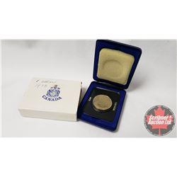 Canada Dollar in Blue Case 1972