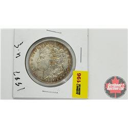 US Morgan Dollar : 1887