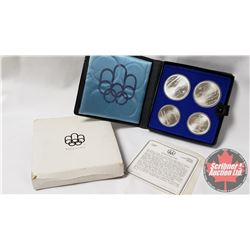 Olympic Coin Proof Set (Set of 4 in Case) $10; $10; $5; $5