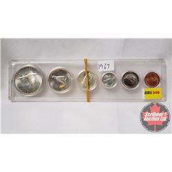 Canada Year Set 1967 (Hard Shell Case)
