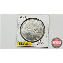 Canada Silver Dollar 1962