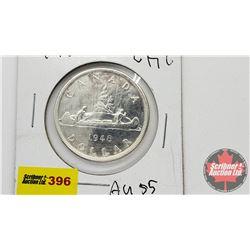 Canada Silver Dollar 1948