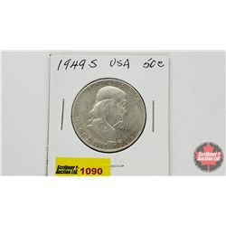 US Fifty Cent 1949S
