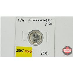 Newfoundland Five Cent 1941C