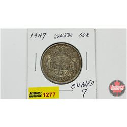 Canada Fifty Cent 1947 S7