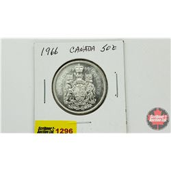 Canada Fifty Cent 1966