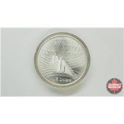 Montreal 1976 Olympiad XXI Five Dollar Coin