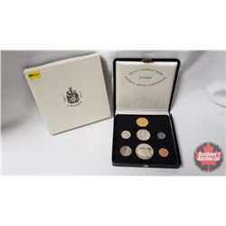 RCM 1967 Specimen Set with $20 Gold Coin