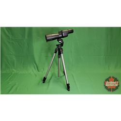 Bushnell Xtra Wide 15-45x60mm Spotting Scope WITH Tri-Pod !