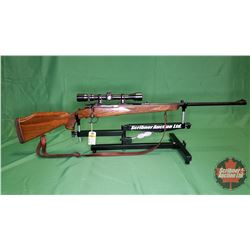 Rifle: BRNO 270Win Model ZKK-600 Bolt w/Scope (Weaver 2.5-7) & Sling S/N#7452435644