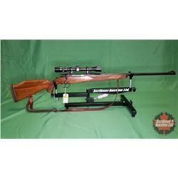 Rifle: BRNO 270Win Model ZKK-600 Bolt w/Scope (Weaver 2.5-7) & Sling S/N#7452435644