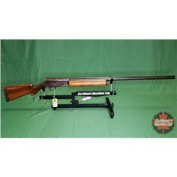 """Shotgun: Browing Belgium Auto 5 Magnum 12ga 3"""" Semi-Auto"""