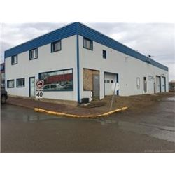 4903 50 STREET CONSORT AB - SUBJECT PROPERTY 5265 SQ FT BUILDING ON 5750 SQ FT LOT