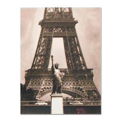 "Eiffel Tower by ""Ringo"" Daniel Funes"