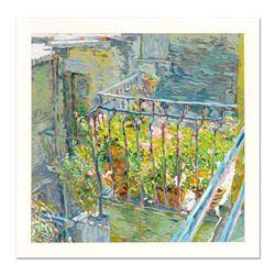 Le Balcon Blueae by Sassone, Marco