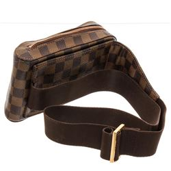 Louis Vuitton Damier Ebene Geronimos Crossbody Bag