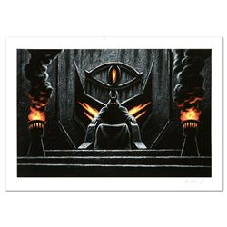 Sauron The Dark Lord by Greg Hildebrandt