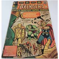 The Avengers #1 by Marvel Comics