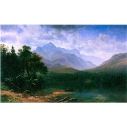 Mt. Washington by Albert Bierstadt