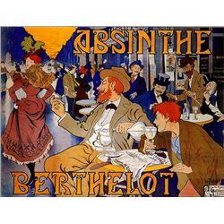 Henri Thiriet - Absinthe Berthelot