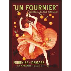Leonetto Cappiello - Un Fournier