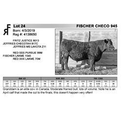 FISCHER CHECO 945