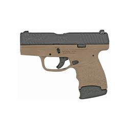 """WAL PPS M2 9MM 3.2"""" 7RD FDE"""