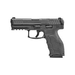 "HK VP9 OR 9MM 4.09"" 10RD BLK 2MAGS"