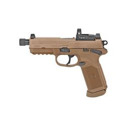 FN FNX-45 TACT 45ACP 10RD FDE VORTEX