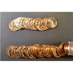 PROOF LINCOLN CENT LOT: