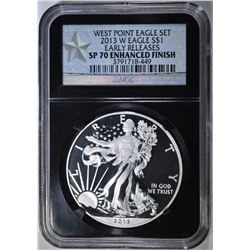 2013-W ASE NGC SP-70 ENHANCED FINISH EARLY RELEASE