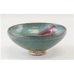 Chinese Junyao Porcelain Bowl