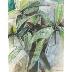 Charles Sheeler American Modernist Oil on Canvas