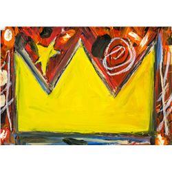 Jean-Michel Basquiat US Mixed Media w/ Provenance