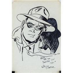 Will Eisner American Pop Mixed Media on Paper