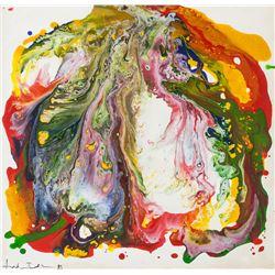 Helen Frankenthaler American Abstract OOC