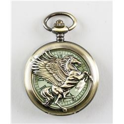Omega Pocket Watch Marked 1856 Made in Swiss