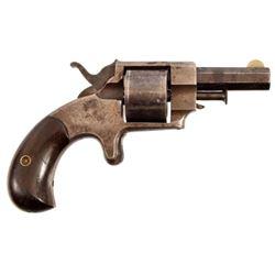 "General Beauregard's ""Swamp Angel"" Revolver .41"