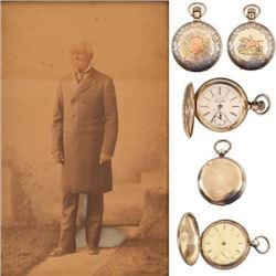 Photo of P.G.T. Beauregard & Pocket Watches