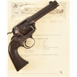 Colt Bisley Model 1873 .44-40 El Paso Shipped