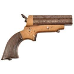 Sharps Pepperbox Derringer .30