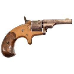 Colt Open Top .22 Revolver
