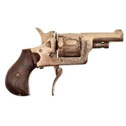 Drop Trigger .22 Revolver