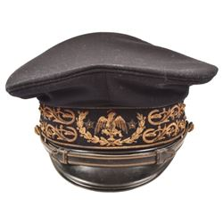 General Jose Velasco's Mexican Revolution Cap