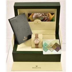 Ladies Rolex Watch with Box