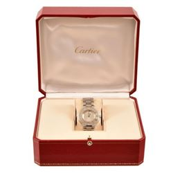 Ladies Cartier Watch with Box
