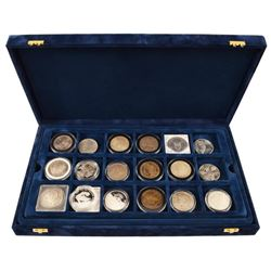 Collection Of 50 Various Silver Coins