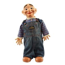 Baby Barry Doll With All American Overalls