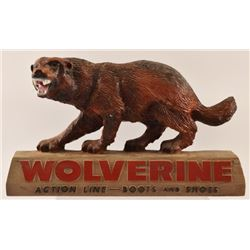 Wolverine Boots & Shoes Sign